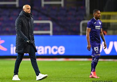 """Vincent Kompany : """"La manière avec laquelle nous avons concédé ce penalty est problématique"""""""