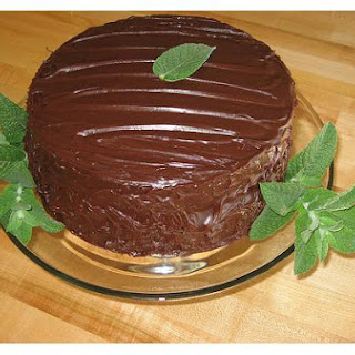 Chocolate Cake From Scratch.