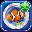 Coral Fish Live Wallpaper icon