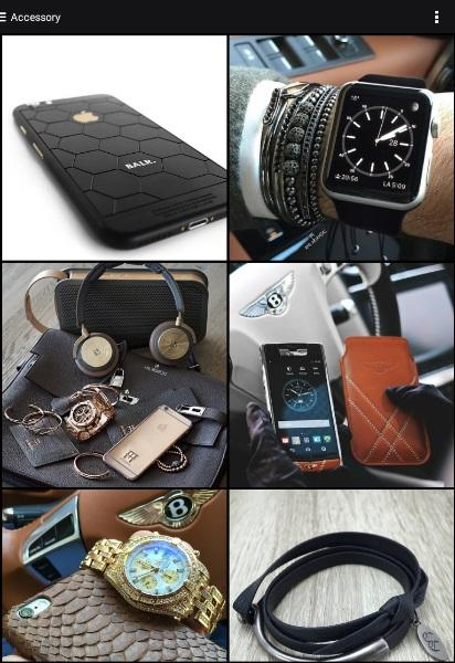 Men's Apparel-Accessories-Hair - Android Apps on Google Play
