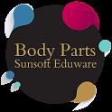 Body Parts icon