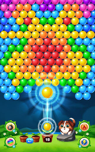 Bubble Shooter Balls apktram screenshots 11