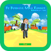 3D Business Minecraft Runner