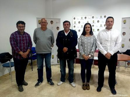 Juan Salvador Pérez Llopis és el nou president de la Junta Local Fallera de Dénia