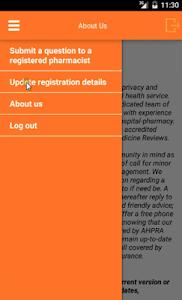 Pharmacist HealthAPP screenshot 2