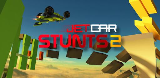 Sequel to the award winning Jet Car Stunts.