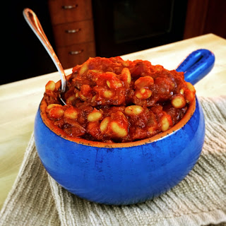 Southern BBQ Bacon Baked Beans