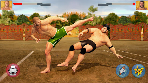 Kabaddi Fighting League 2019: Sports Live Game  captures d'écran 2