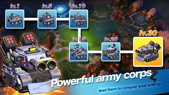 Top War: Battle Game Mod Apk Download For Android and Iphone 3