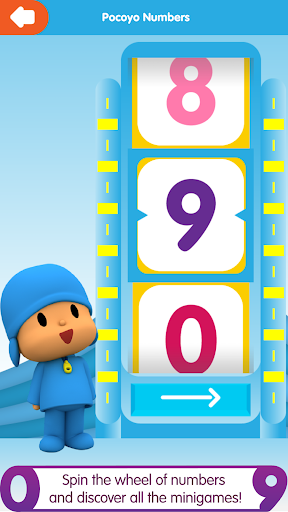 Pocoyo Numbers 1, 2, 3 Free 1.04 DreamHackers 2