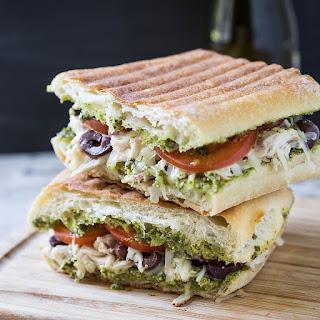 Shredded Leftover Chicken Sandwich (or Turkey Sandwich) Recipe