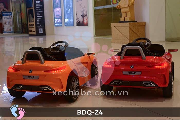 Xe ô tô điện cho bé BDQ-Z4 7