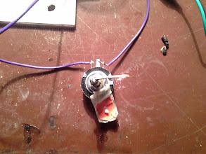 Photo: DIY knob ;D