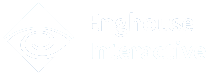Enghouse Interactive Logo White png