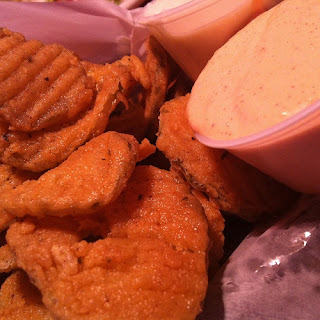 Texas Roadhouse Fried Pickles