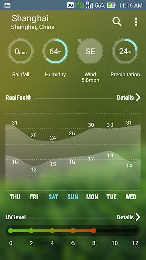 ASUS Weather screenshot 7