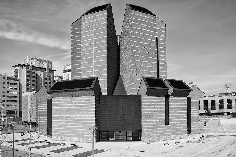 Chiesa del Santo Volto di PhotoGiovanniDeLuca