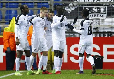 Eupen a-t-il une chance sur la pelouse d'Anderlecht ?