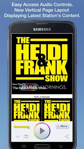 The Heidi Frank Show