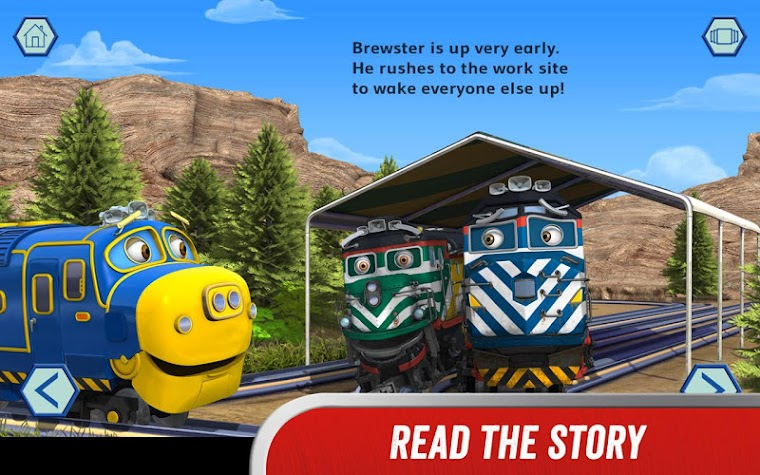 Chuggington - We are the Chuggineers Screenshot