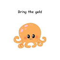 Bring the gold icon