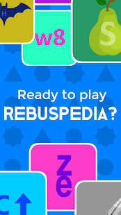 Rebuspedia - Words Puzzle Game - náhled