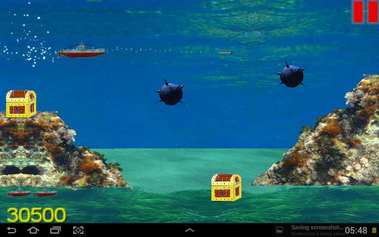 android Submarine Jack II Screenshot 3