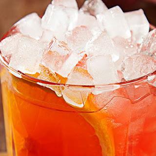 Tart Elderflower Cocktail.