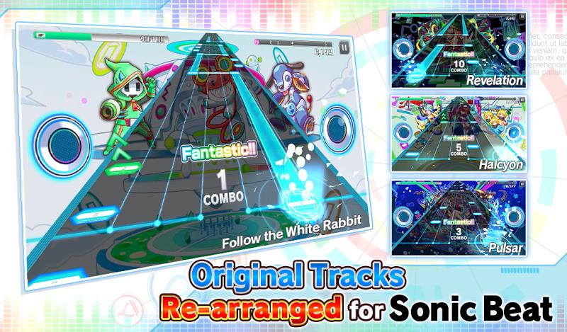 Sonic Beat feat. Crash Fever Screenshot 16