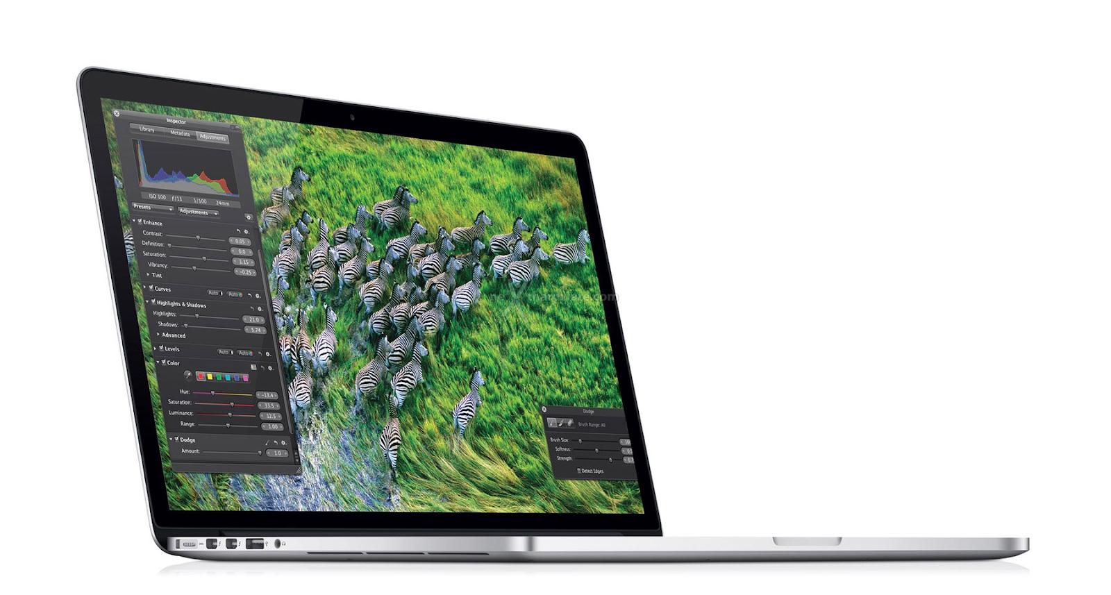 Apple MacBook Pro 15 pollici Retina