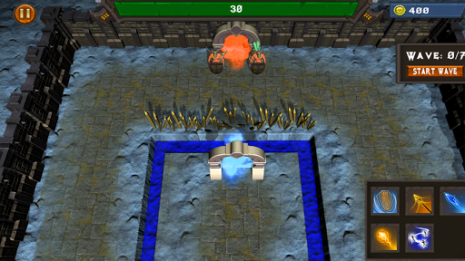Fantasy Defense: Art of War Offline Defense screenshots 4