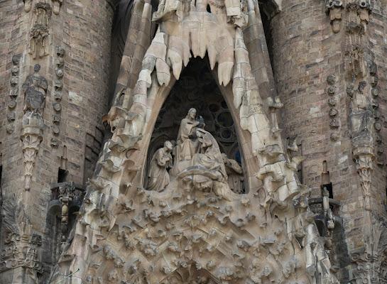 Sagrada Familia - Barcellona di Dama
