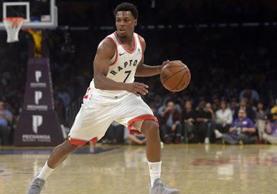 Toronto Raptors zien twee spelers uitvallen