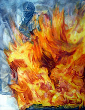 Photo: Heck Freezes Over 2005 oil on canvas 51x66