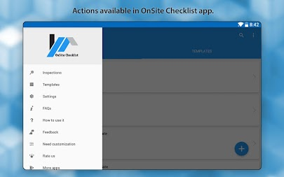 OnSite Checklist - Quality & Safety Inspector APK screenshot thumbnail 8