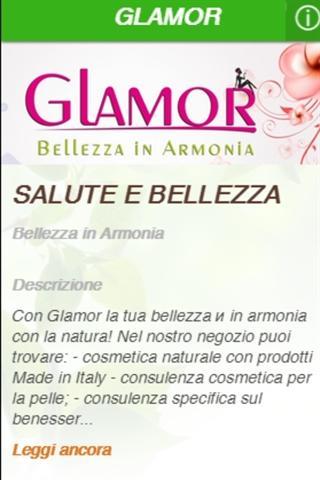 Glamor Bellezza in armonia