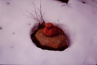 Photo: Winter scenes.