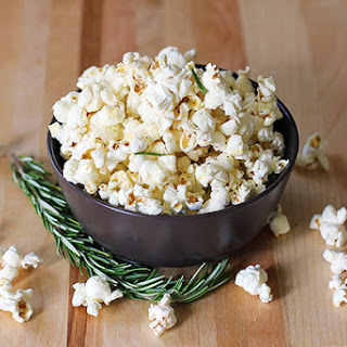 Rosemary Garlic Popcorn Recipe RecipeRosemary Garlic Popcorn