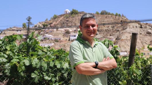 José Caro, un almeriense en el mundo de la seguridad de la navegación aérea