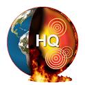 HotQuakes - Earthquake Monitor icon