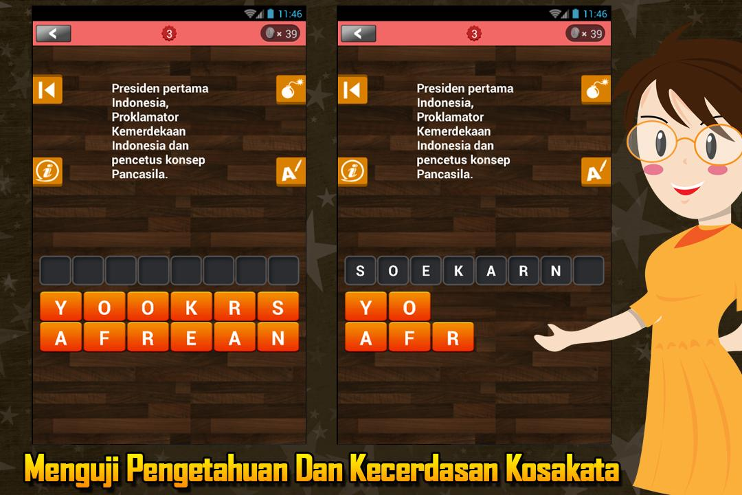 Asah Otak Game- screenshot
