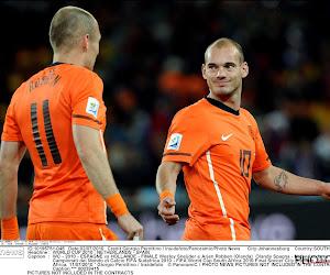 """Sneijder denkt dat hij zo goed had kunnen zijn als Messi en Ronaldo: """"Had er gewoon geen zin in"""""""