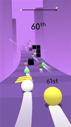 Balls Racing:Roll screenshot 4