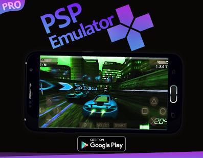 Free PSP Emulator   Pro Emulator For PSP - náhled