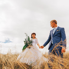 Wedding photographer Kirill Zabolotnikov (Zabolotnikov). Photo of 25.10.2017