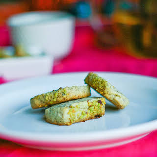 Chai Tea Cookies.