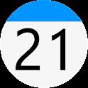 Calendar Gear - Google Calendar for Samsung Watch icon