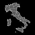 Confini regioni italiane icon