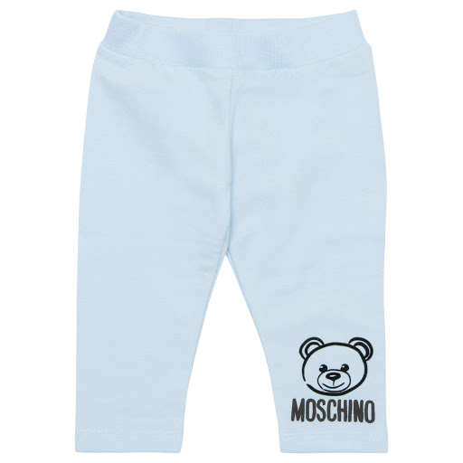 Primary image of Moschino Pale Blue Trousers