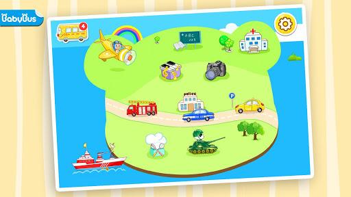 ベビー職業認識ーBabyBus子ども・幼児向け無料知育アプリ